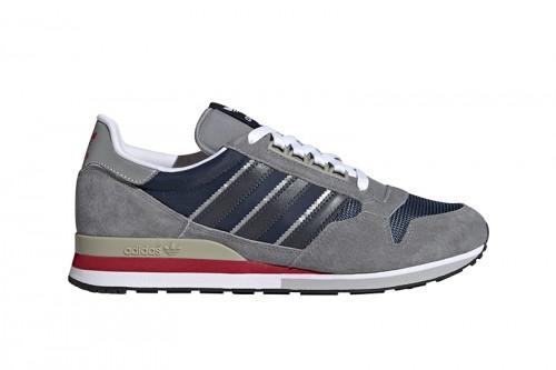 Zapatillas adidas ZX 500 Grises