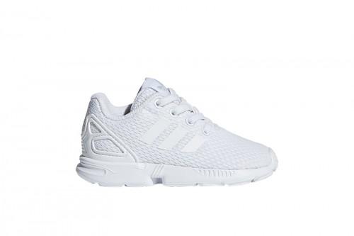 Zapatillas adidas ZX FLUX Blancas