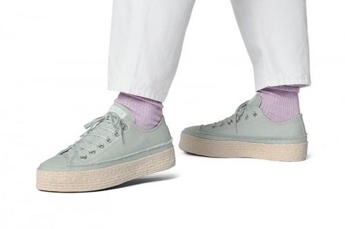 Zapatillas Converse CHUCK TAYLOR ALL STAR ESPADRILLE Verdes