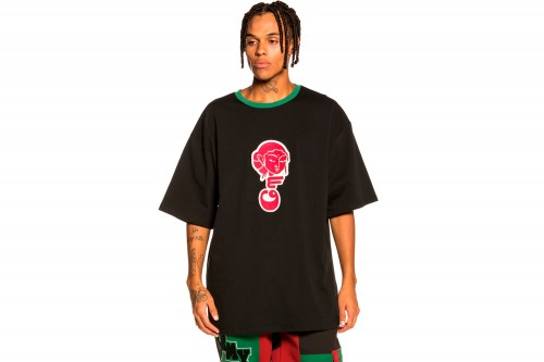 Camiseta GRIMEY SINGGANG JUNCTION HEAVY WEIGHT negra