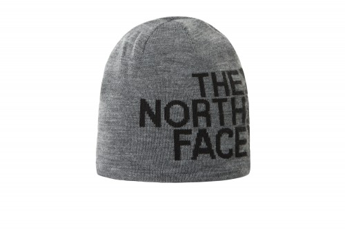 Gorro The North Face reversible Gris