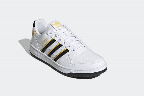 Zapatillas adidas NY 90 STRIPES Blancas