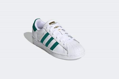 Zapatillas adidas SUPERSTAR J Blancas