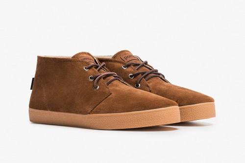 Zapatos POMPEII CATALINA CLAY CARAMEL HYDRO Marrones
