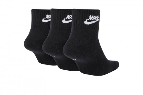 Calcetines Nike Everyday Essential negros