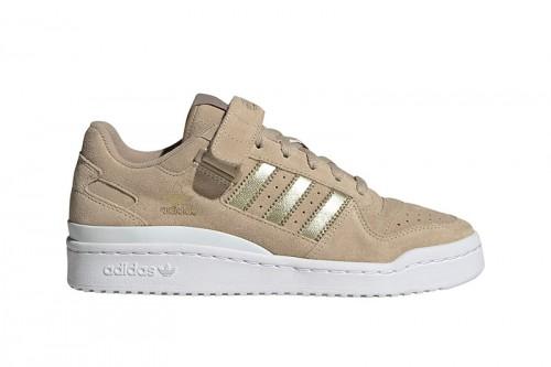 Zapatillas adidas FORUM LOW beige