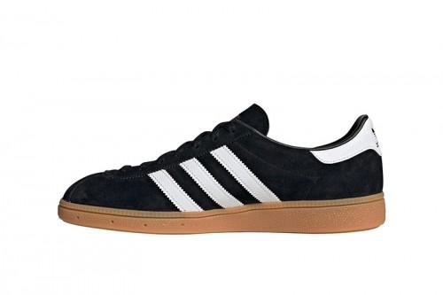 Zapatillas adidas MÜNCHEN Negras