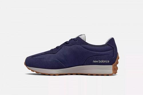 Zapatillas New Balance Shifted 327v1 Azules