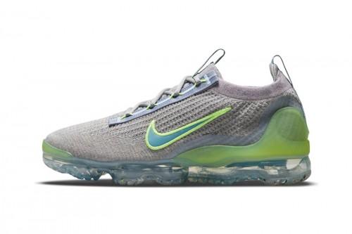 Zapatillas Nike Air VaporMax 2021 FK Grises