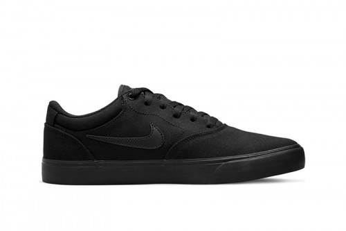 Zapatillas Nike SB Chron 2 Canvas Negras