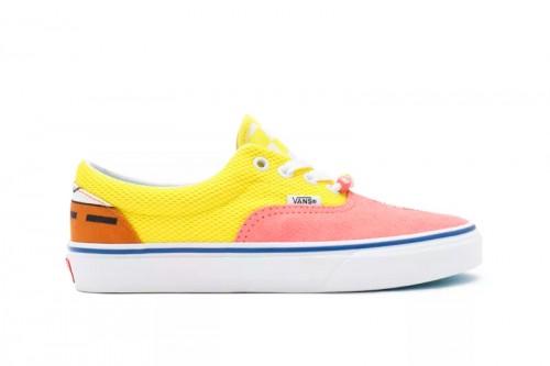 Zapatillas Vans UA Era Amarillo